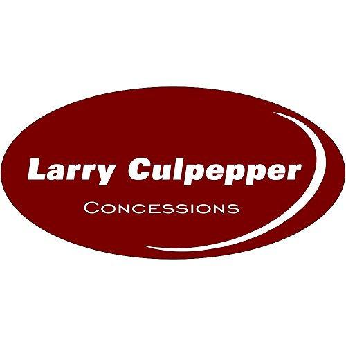 Larry Culpepper Name Tag, Halloween Costume, Larry Culpepper Commercial (1.75' x 2.5')