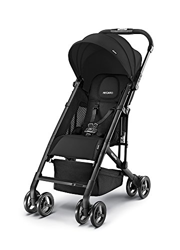 Recaro Easylife Black Lightweight Stroller for Children from 6 Months up to 15kg