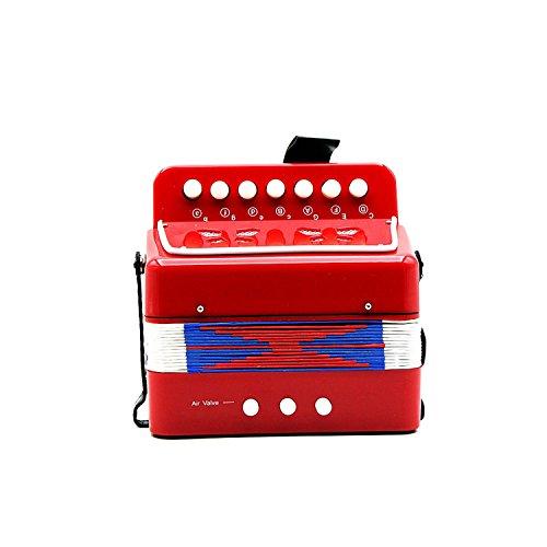 SODIAL Pequenos mini teclado ritmo...
