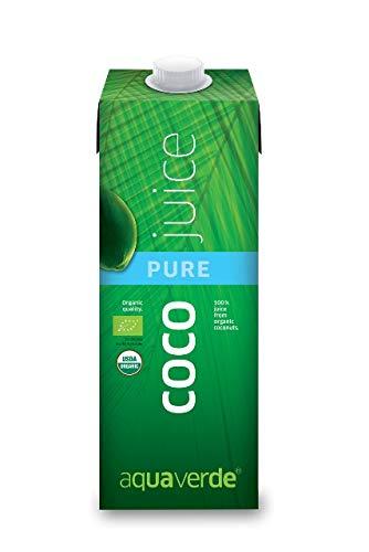 Aqua Verde Bio Aqua Verde Coconut Concentrate Pur 1000ml DE/ENG/FR/NL/PL/SE/DK/ES (1 x 1000 ml)