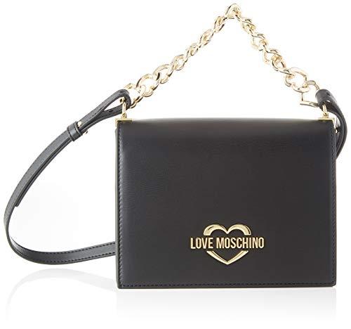 Love Moschino Jc4257pp0a, dames schoudertas, 8 x 15 x 19,5 cm (B x H x L)