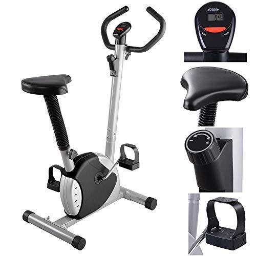 AINY Ciclismo Indoor Bicicleta Estática, Bicicletas Compacto De Ejercicios En Casa Fitness Aeróbico con La Bicicleta De Ciclo Trainer Formación De Equipos De Gimnasia