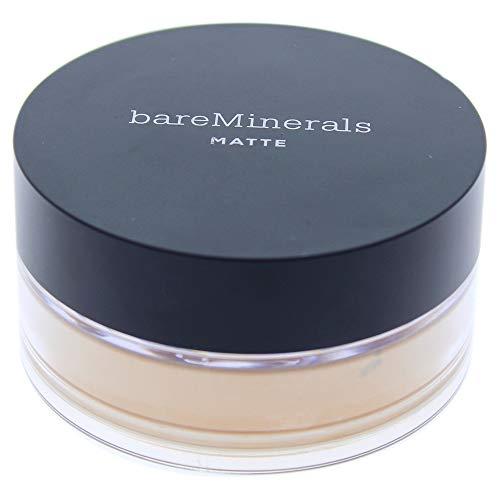 bareMinerals Loose Powder Matte Foundation SPF 15 - Golden Nude 16 (0.21oz)