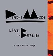 Depeche Mode Live in Berlin (2CD 2 DVD1 Blu-ray) by Depeche Mode (2014-11-17)