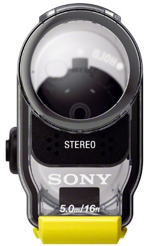Sony HDR-AS30V Action-Cam (Full HD-Camcorder, 11.9 Megapixel, EXMOR R® CMOS-Sensor, WiFi, NFC-One-Touch, HDMI), schwarz