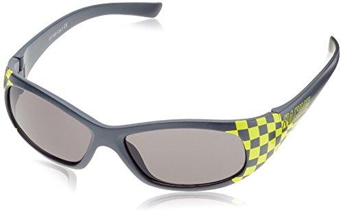 DICEB|#Dice Dice Kinder Sonnenbrille, Matt Gray, One Size