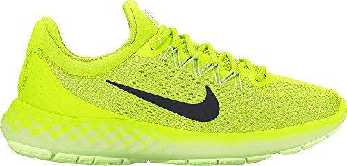 Nike Lunar Skyelux, Zapatillas de Running para Hombre, Amarillo (Volt Gelb/Schwarz-blassic Volt), 45 EU
