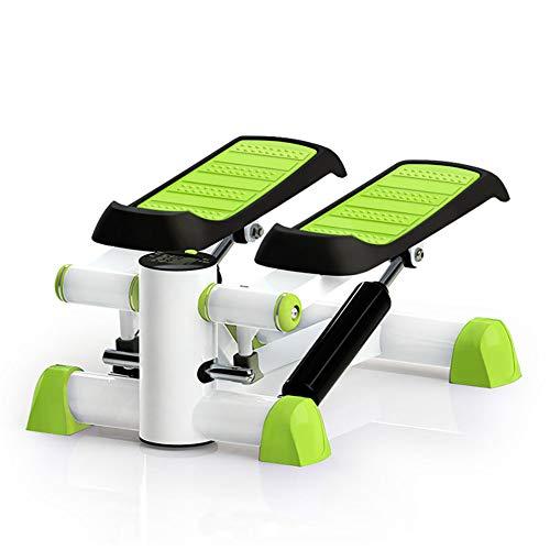 Tensism Kompakte Stepper,Tragbarer Schrittmaschine,Herz Übungstrainer,Mini Fitness Treppe Stepper,Für Frauen Und Mann Eine