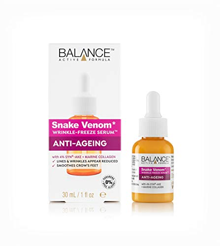 Balance Wrinkle Freeze Serum 30ml x 3