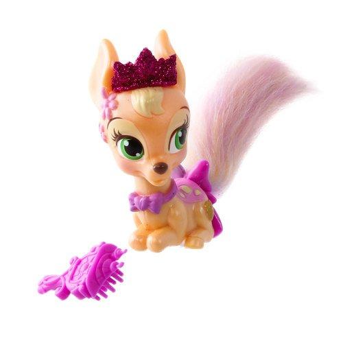 Disney Princess – Palace Pets – Furry Tail Friends – Gleam – Mini Figurine 6 cm