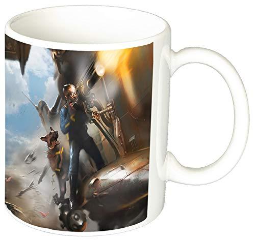 MasTazas Fallout 4 A Taza Ceramica