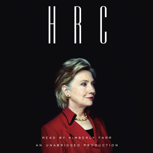 HRC audiobook cover art