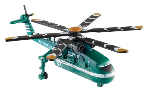 Disney Pixar Planes Fire and Rescue Deluxe Windlifter Figure