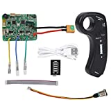 Controlador de una Sola Unidad de Scooter 24 V Controlador de Sistema eléctrico de un Solo Motor...