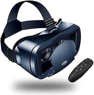 Gafas VR de Realidad Virtual 3D VR Gafas con Remoto Controla