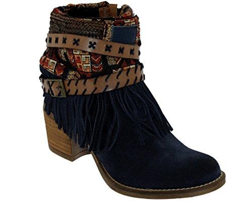 Nemonic - Zapatillas Altas Mujer