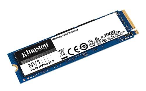 Kingston NVMe PCIe SSD 1000GB NV1 M.2 2280 -SNVS/1000G