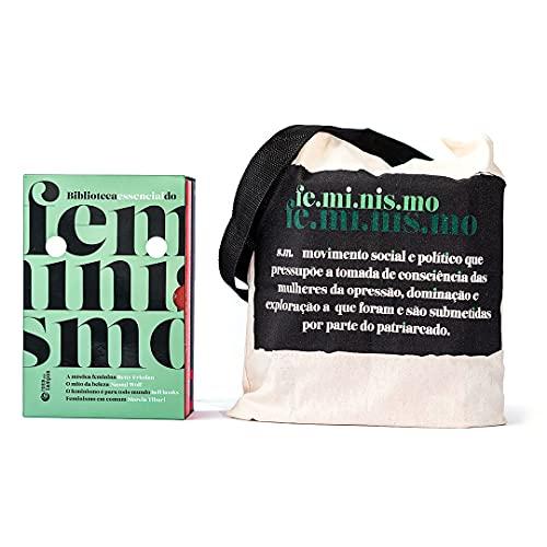 Box Biblioteca Essencial do Feminismo (acompanha ecobag)