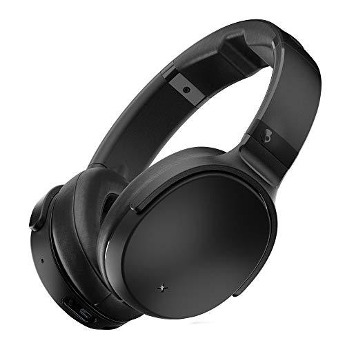 【スカルキャンディー公式ストア】 ノイズキャンセリング ワイヤレスヘッドホン VENUE/BLACK 【オリジナルステッカー付き】 S6HCW-L003-E (BLACK)