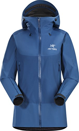 Arc'teryx Womens Beta SL Hybrid Jacket, XL, Poseidon