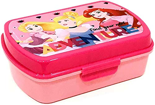 Desconocido Kids- Princesas Disney Sandwichera Plástico (PS18001)