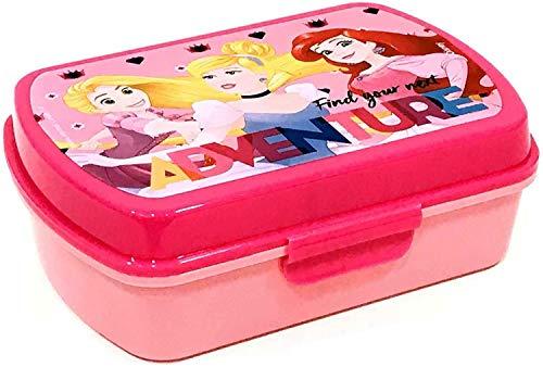 Disney- Princess Princesas Boîte Sandwich, PS18001