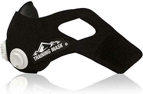SL Elevation Training Mask 2.0 High Altitude MMA Fitness – Medium = 150 – 240 libras