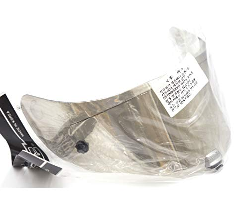 HJC HJ-26 - Visera protectora para casco Rpha11 Rpha 70 ST Bike Racing, accesorios para motocicleta, bloqueo de pin antiarañazos, 5 colores