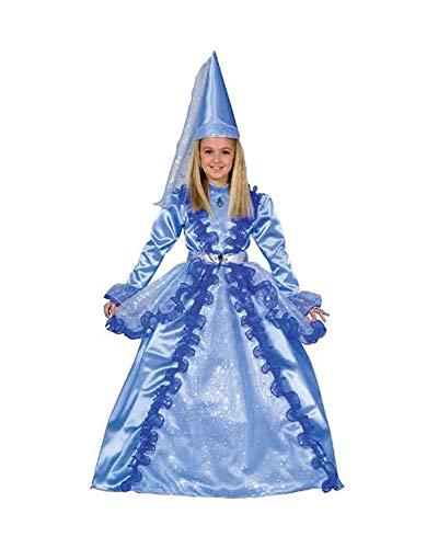 Dress Up America Costume de fée bleu de fille, 562-T4, Comme la présentation, 3-4 ans (taille: 66-71, hauteur: 91-99 cm)