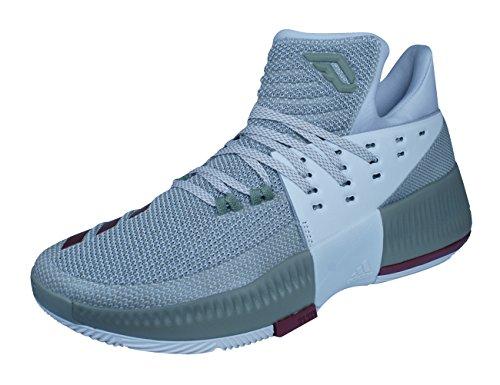 adidas D Lillard 3 BW0326 Mens Basketball Boots UK 11.5