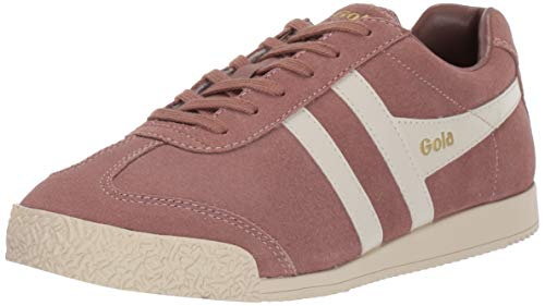 Gola Damen Cla192 Sneaker, Pink (Seashell/Off White OK), 38 EU