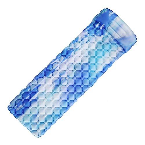 WUHUAROU Innovative Isomatte Schnellfüllbarer Airbag Superleichte aufblasbare...