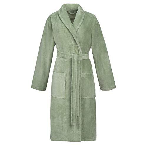 Vossen Damen Bademantel Pippa Soft Green, xs