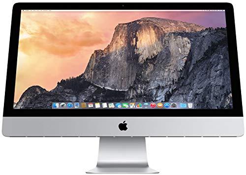 Apple iMac 27' (5K, Late 2014) - Core i5 3.5GHz, 8GB RAM, 1TB Fusion (Renewed)