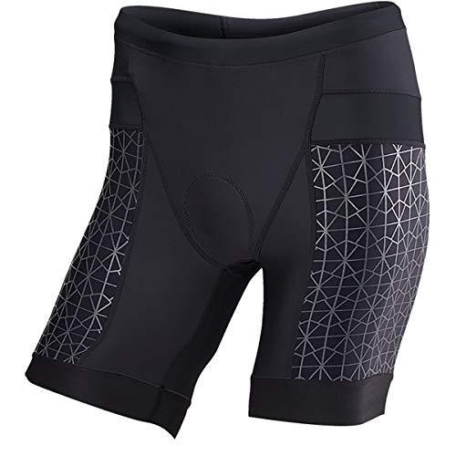 Zimco Elite Men Compression Triathlon Shorts Racing Tri Short Swim Run Tri 788