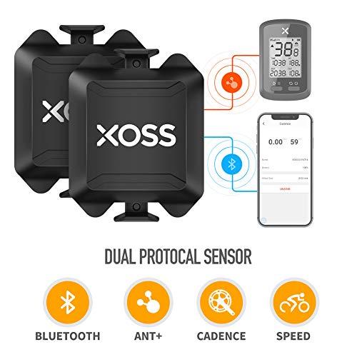 XOSS Cadencia/Velocidad Sensor para la...