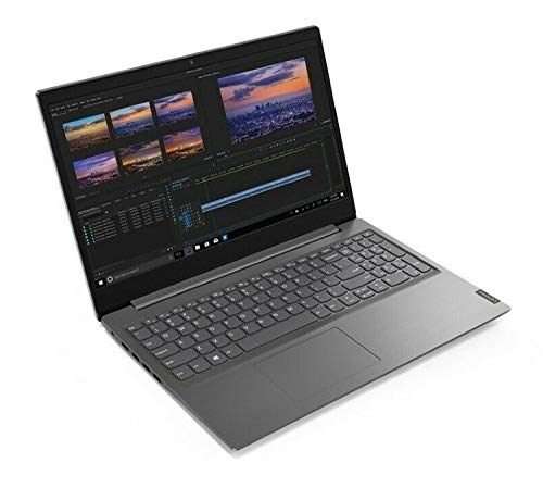 LENOVO Essential V145-15AST Notebook 15,6' HD (1366x768) Ram 8GB, SSD 256GB, CPU AMD A4, Radeon R3, WIFI Bluetooth Webcam Win 10 Integrato (SSD 256GB 8GB RAM)