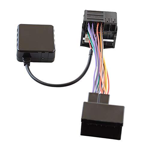 Módulo Bluetooth Radio Estéreo AUX-IN Adaptador de Audio para Peugeot 207 307 407 308
