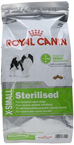 Royal Canin X-Small Sterilised - Comida perros adultos