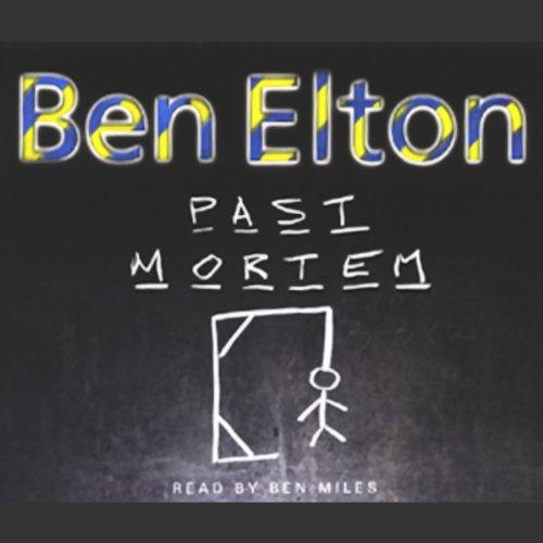 Past Mortem audiobook cover art