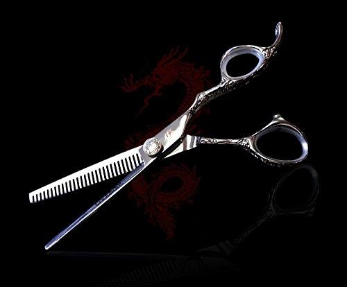 Kamisori Diablo 30 Tooth Teturizer/Thinner Hair Cutting Beauty Shear/Scissor (11A64BF5) - Authorized Distributor