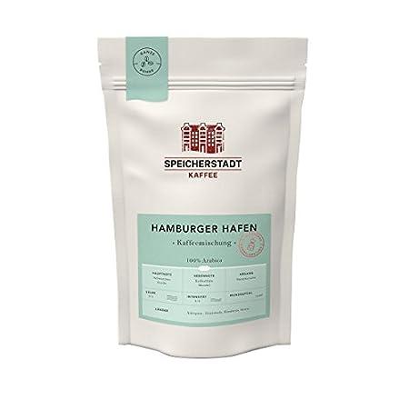 Hamburger Hafen - Speicherstadt Bio Kaffeemischung