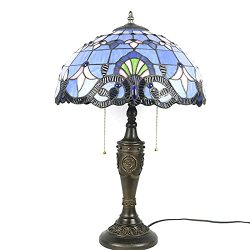 Tivani Iluminación Fabricantes al por mayor Purple Flower Tipo de vidrio Pequeña luz Banco Creativo Luces-Lámpara de mesa retro