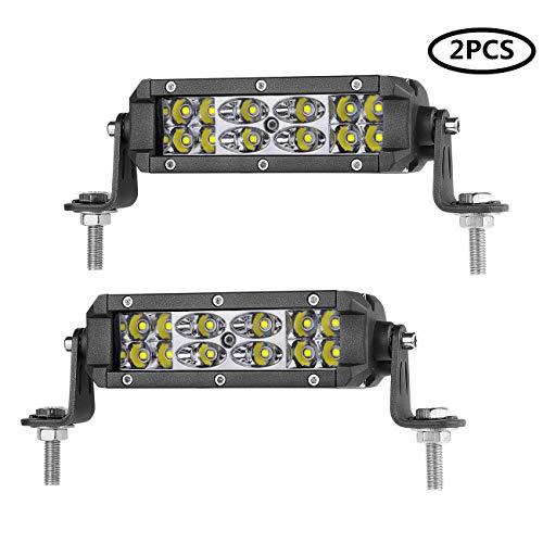 Auto Power Plus Super Slim Off-Road LED Fog Light Bars