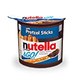 Pantry-perfect box holds 12 single packs, ideal for your Nutella-loving family this Valentine's Day or Chinese New Year season, and individually packaged for kids' lunch boxes The perfect mid-morning or afternoon school and office snack: delicious Nu...