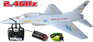 Skyartec F-16 5 Channel Ducted Fan 2.4 Ghz Electric RC Plane RTF Brushless