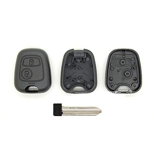 Control remoto Funda Key Fob para Citroen Xsara Picasso Berlingo tiene el...