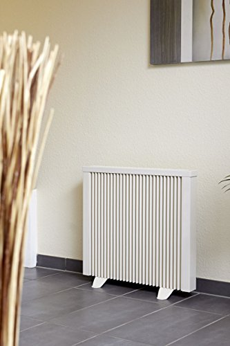 Elektroflachheizung Paketset 1600 Watt inkl. digitalem Thermostat von Elektroheizung Schnatterer