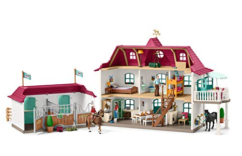2542416 Large Horse Stable With House And Stable