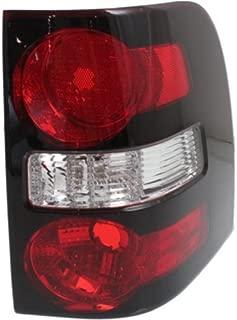 06-10 Ford Explorer Passenger Side Tail Light Lens /& Housing